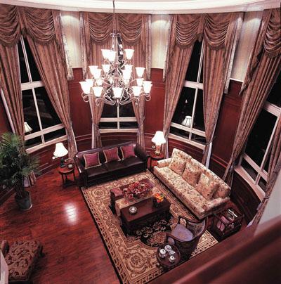 大树星岛花园别墅样板房——欧式风格,极具魅力