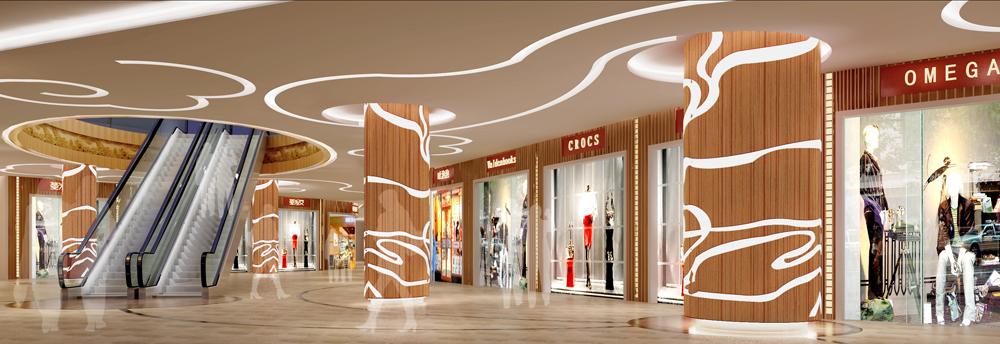 商场设计 50元/㎡起 营销中心设计 150元/㎡起 餐饮空间设计 150元/㎡