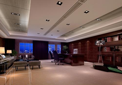 杭州亿丰亿盛办公楼室内设计 学校 | 办公 金典铭筑—